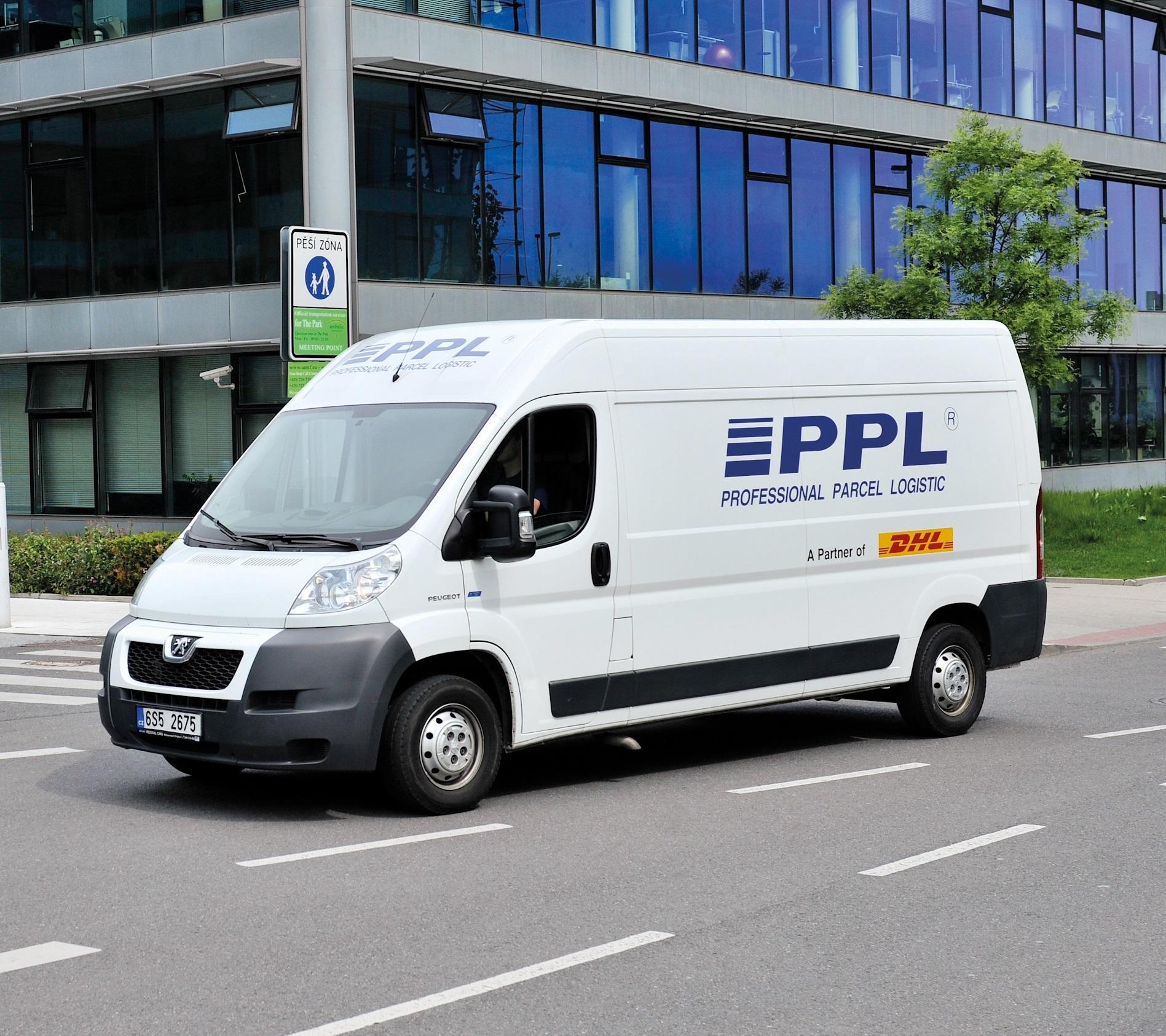 Dopravce PPL