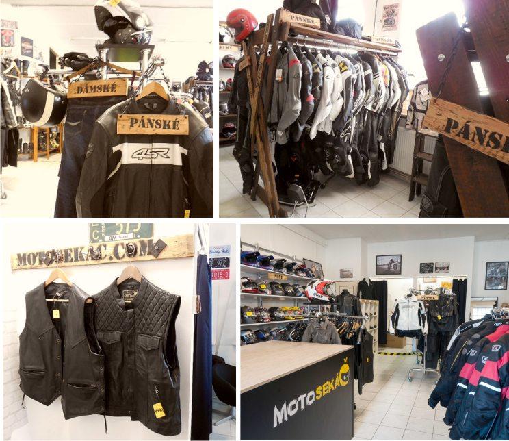 362e43778509 Motosekáč - bazar s motorkářským oblečením