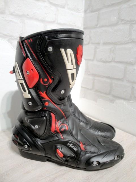 bb71b366a11 Dámské moto boty SIDI VERTIGO LEI
