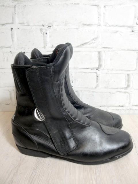Voděodolné kožené boty SIGMA 07b003cc62