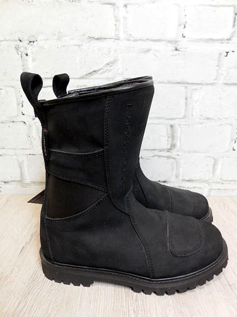 NOVÉ Voděodolné kožené boty LINDSTRANDS CRUISER 423a5579eb