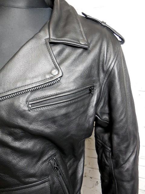 NOVÁ Pánská kožená bunda
