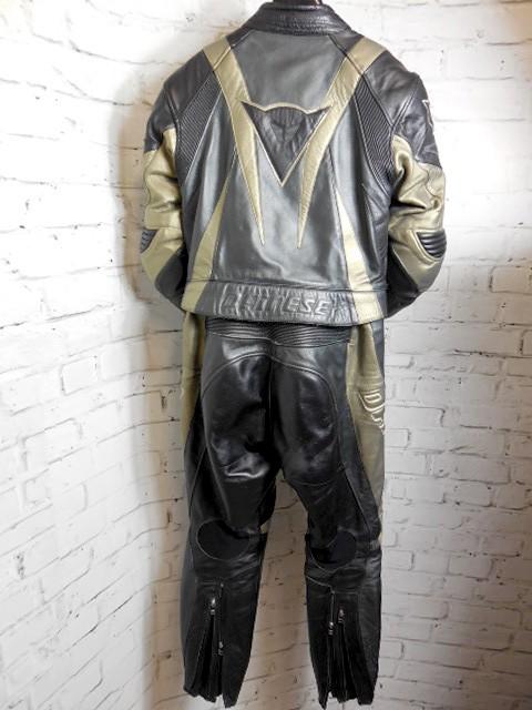 b3d2cff5a110 Dámská dvoudílná kožená kombinéza DAINESE