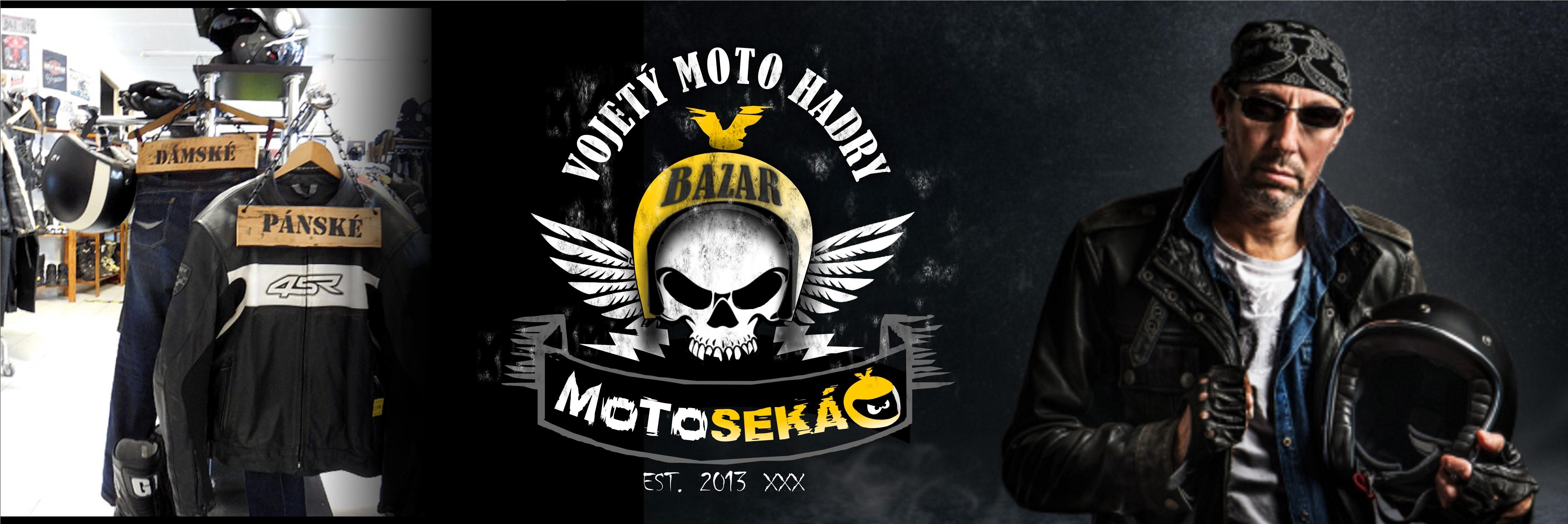 Největší bazar s motorkářským oblečením v ČR 8ebff27c38